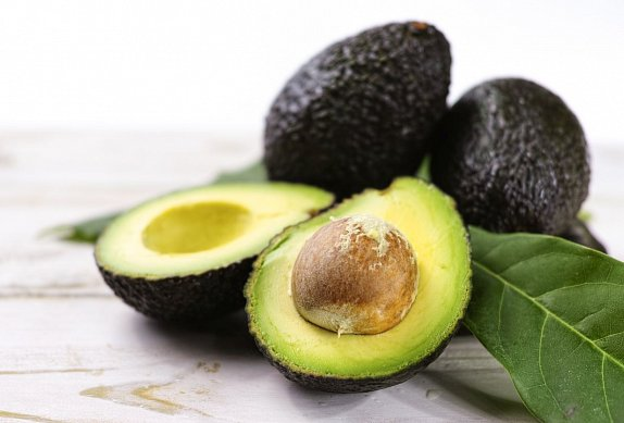 Jednoduchá avokádová pomazánka