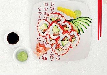 Japonské sushi krok za krokem