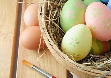 Dejte vejce malovaný…