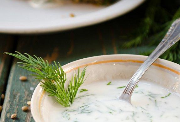 TZATZIKI - originální řecký recept