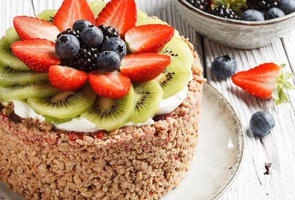 Snídaňový koláč