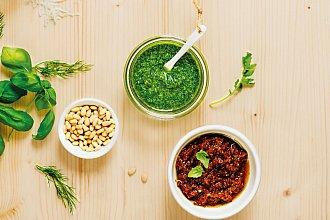 Recept na domácí pesto – postup přípravy, suroviny a více variant receptu