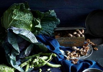 Zelené suroviny, které v lednu zařaďte do jídelníčku
