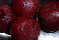 Marinovaná červená řepa - sladkokyselá