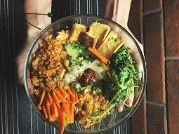 Veganský Buddha Bowl