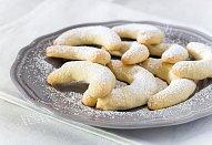 Maminčiny vanilkové rohlíčky I.