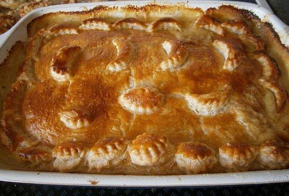 Kuřecí pie