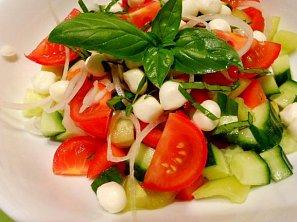 Zdravý salátek