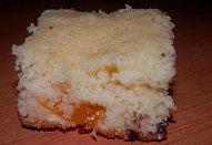Kokosovo-čokoládová buchta s mandarinkami