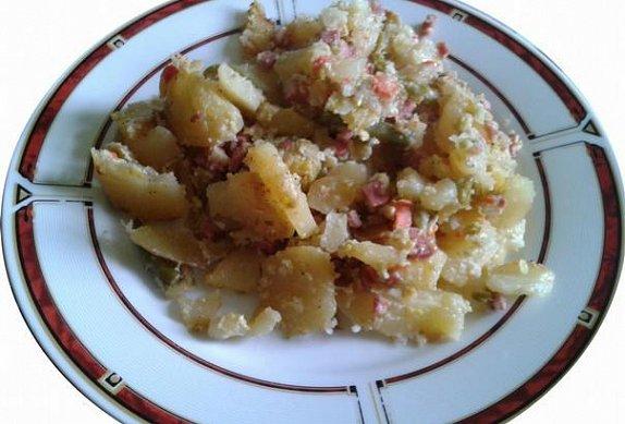 Francouzské brambory - bez vaření photo-0