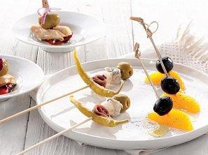 Olivové chuťovky