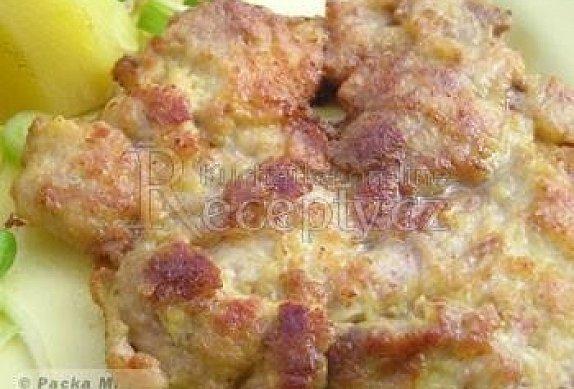 Kuřecí řízečky - marinované