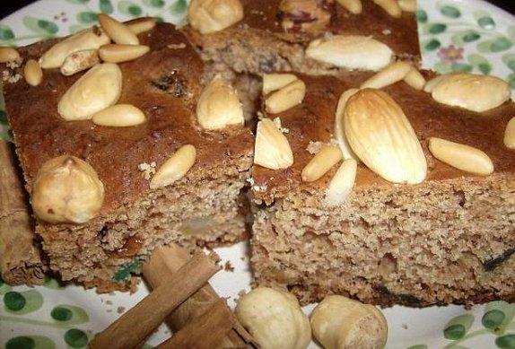 Pan di spezie - sladký kořeněný chlebíček photo-0