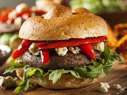 Portobello burgery