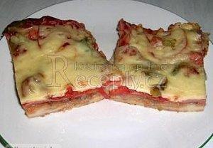 Pizza chudobka