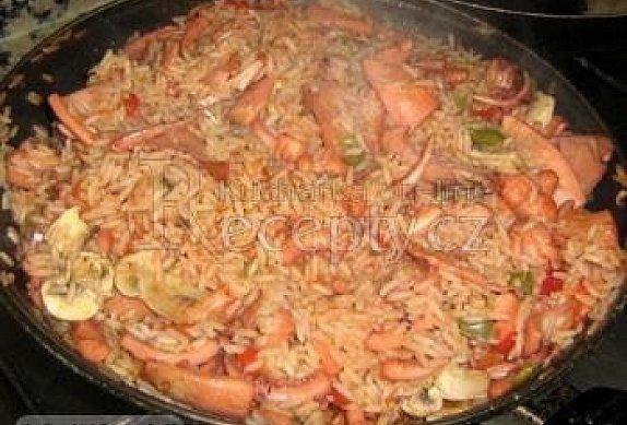 Los Calamares con arroz
