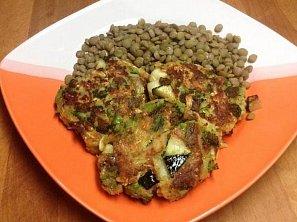 Placičky z brokolice a cukety