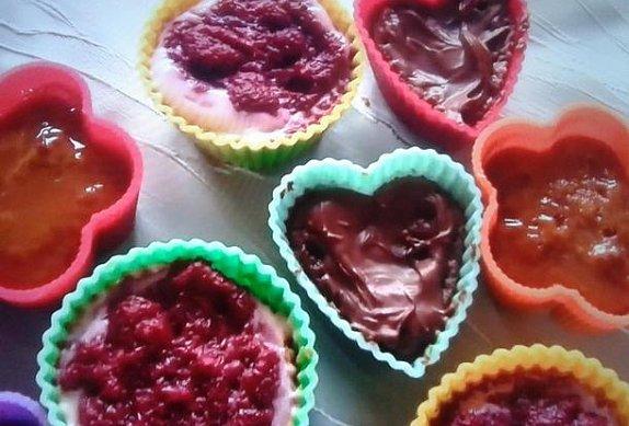 Mini Cheesecaky (3 varianty do silikonových formiček) photo-0