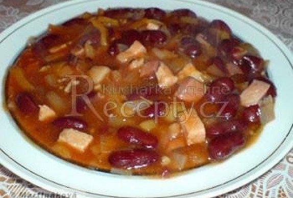 Pikantní fazole photo-0
