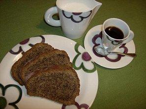 Bábovka kávová