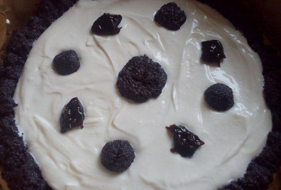 Kynutý koláč z remosky - bramborové těsto