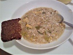 Rychlá a výtečná kmínová polévka s kapustou