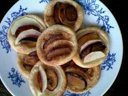 Báječné ovocné koláčky - snadno a rychle