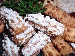 Kokosové tyčinky - strojkové cukroví