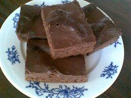 Jogurtovo-kakaová buchta - rychlokoláč