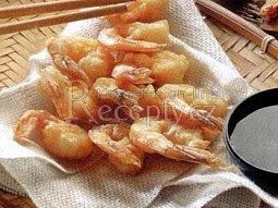 Krevety v těstíčku