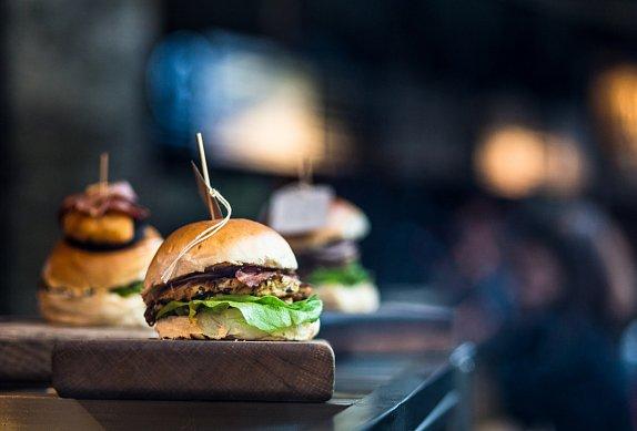 Hamburger podle Pohlreicha