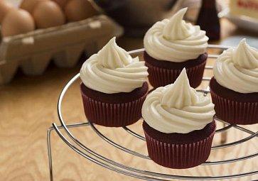 Nedělní dezert? Nadýchané cupcakes!