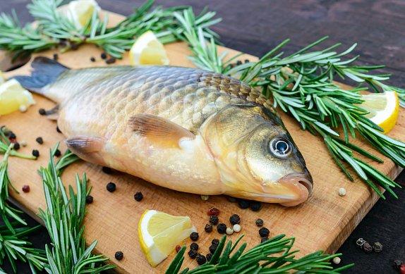 Štědrovečerní rybí polévka