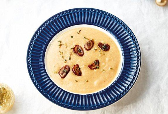 Kaštanová polévka photo-0