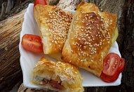 Sezamové taštičky