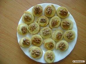 Sýrové koláčky s Nivou