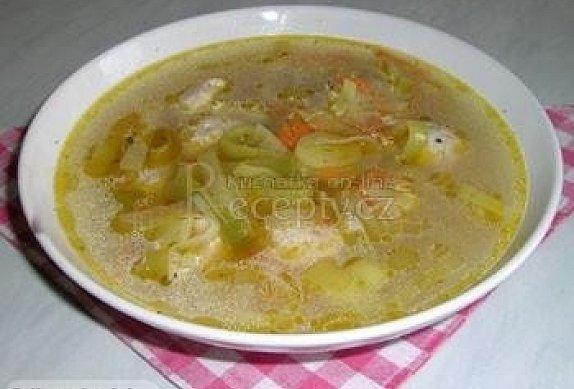 Pórková polévka s drožďovými knedlíčky photo-0