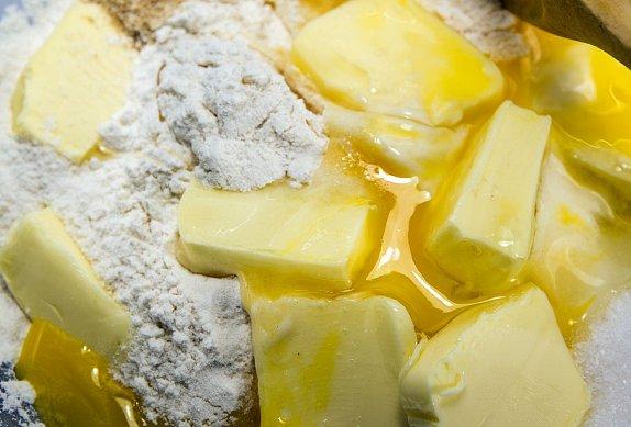 Kokosové pracny z hrubé mouky