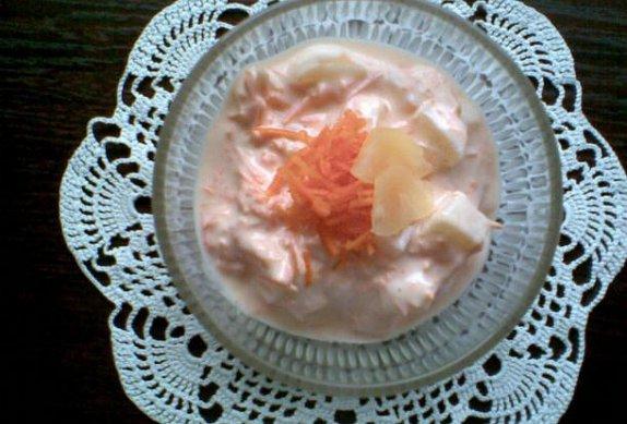 Ananasový salát photo-0