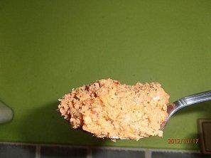Škvarková pomazánka sterilovaná