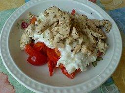 Kuřecí nejen letní salát