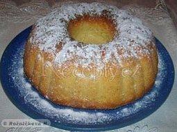 Bábovka tvarohovo-kokosová