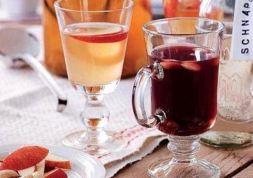 Voňavé horké nápoje
