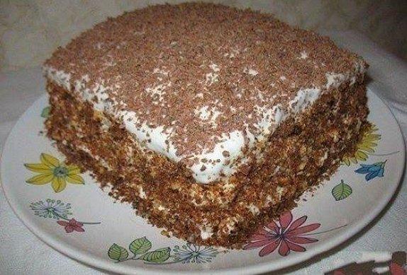 """Cake """"dream of life"""""""