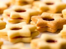Linecké cukroví DIA