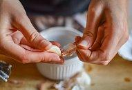 Těstoviny s pestem z kadeřávku