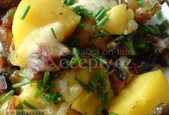 Dášiny brambory