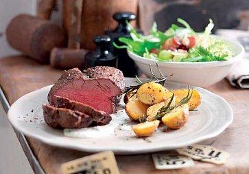 Maso k obědu (nejen) pro muže