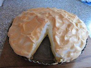 Francouzský citronový koláč - Tarte au citron