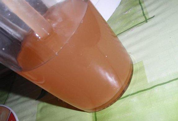 Jablečný ocet - domácí výroba